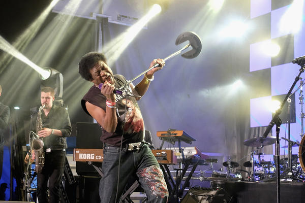 Singer Charles Bradley performs at the 2016 South by Southwest Music Festival in Austin, Texas. (Dave Mangels / Getty Images for Pandora)