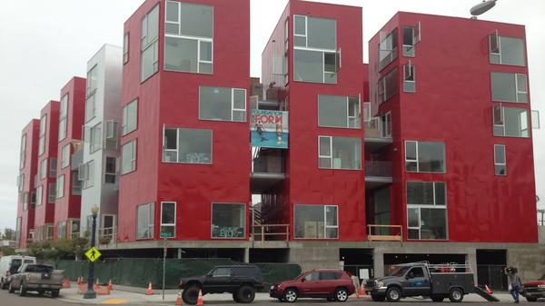 Design rentals around party spaces, says architect-developer