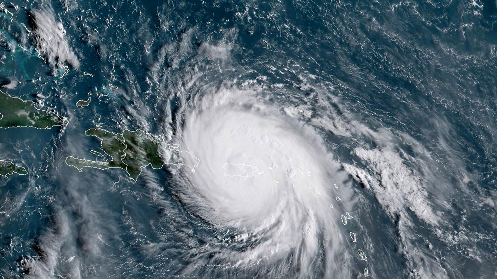 Official hurricane maria set puerto rico back decades - Puerto rico huracan maria ...