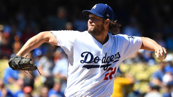 Kershaw wins 18th game as Grandal powers Dodgers past Giants 3-1