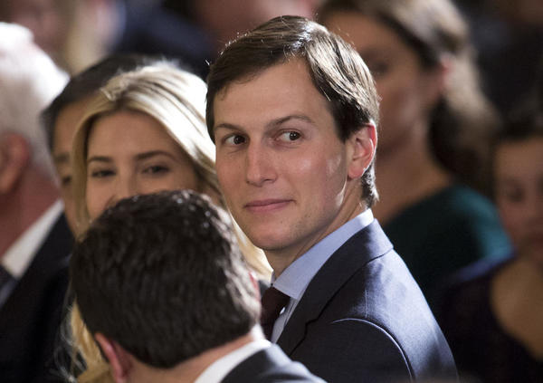 Jared Kushner used personal email for some White House communication, lawyer says