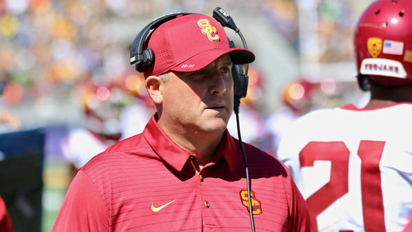 Clay Helton, USC laud ability to finish strong after sluggish early quarters
