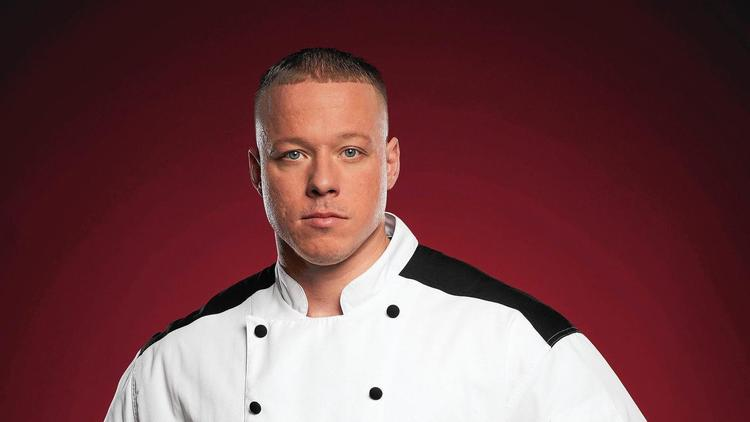 ct chef van hurd talks about bbq and his all star return to hells kitchen hartford courant - Fox Hells Kitchen