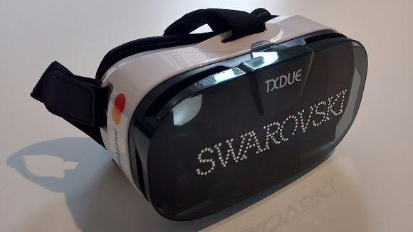 Virtual-reality shopping expands with payment capability from Mastercard and Swarovski