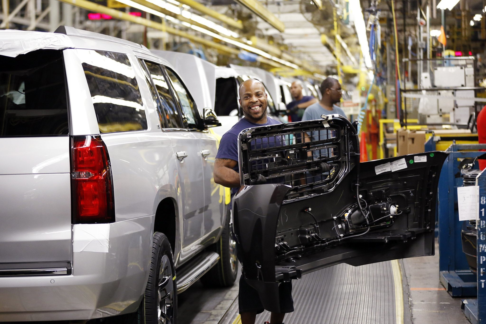 Push for all-American cars will kill American jobs, auto suppliers say