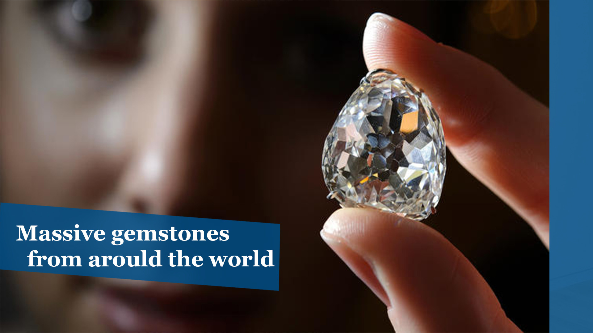 massive gemstones from around the world the morning call