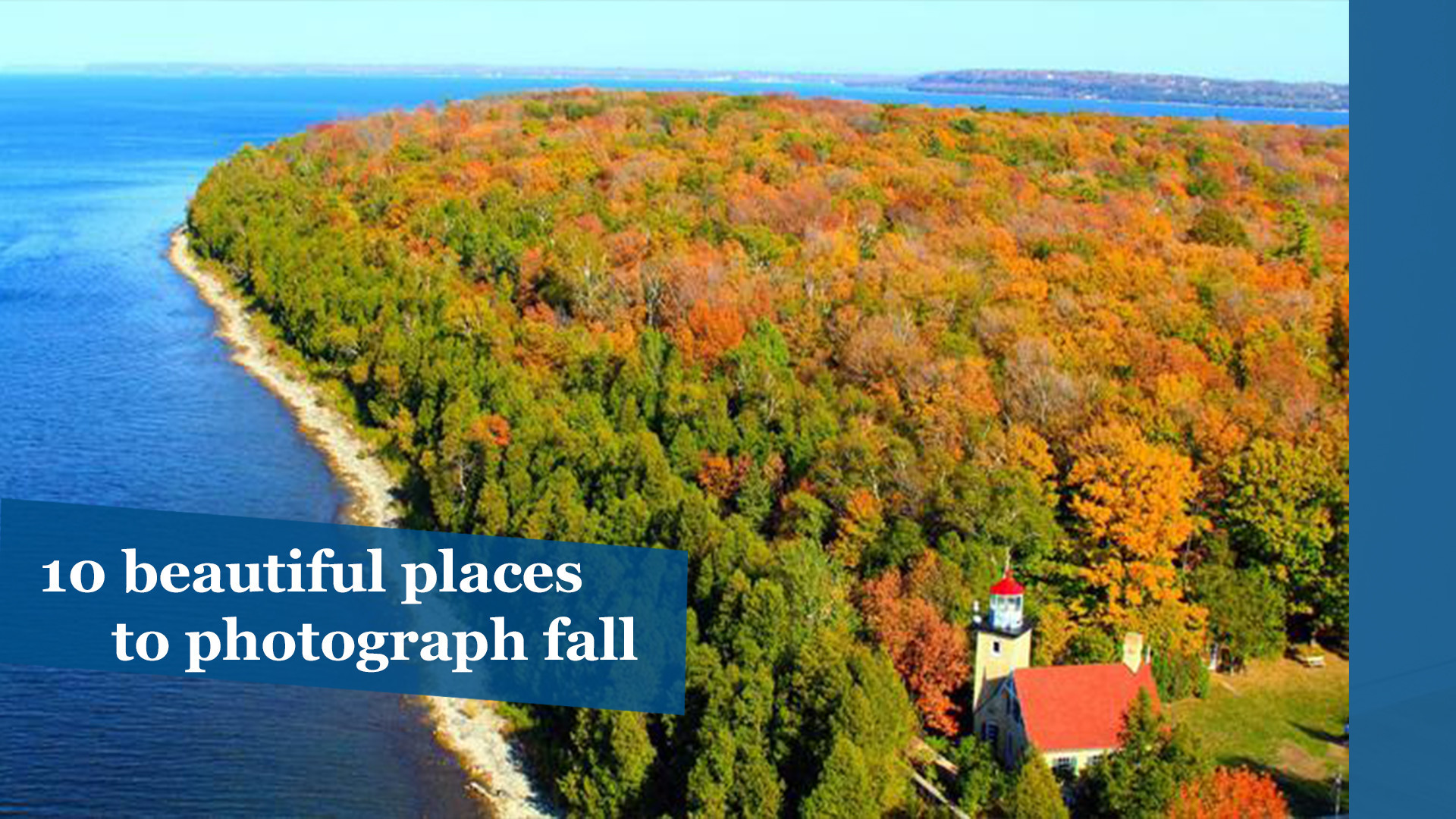 10 Beautiful Places To Photograph Fall Chicago Tribune
