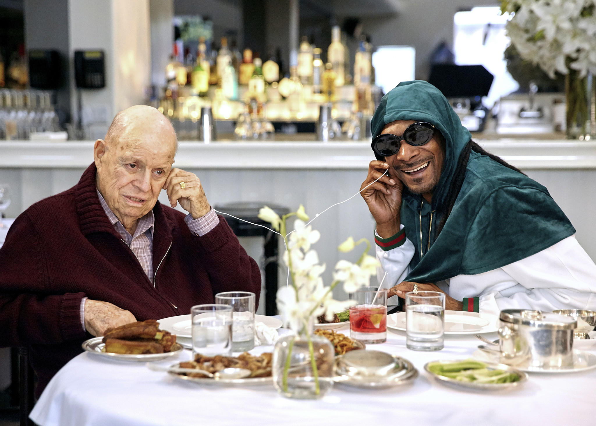 Don Rickles dining with Snoop Dogg? Watch 'Dinner With Don' online now