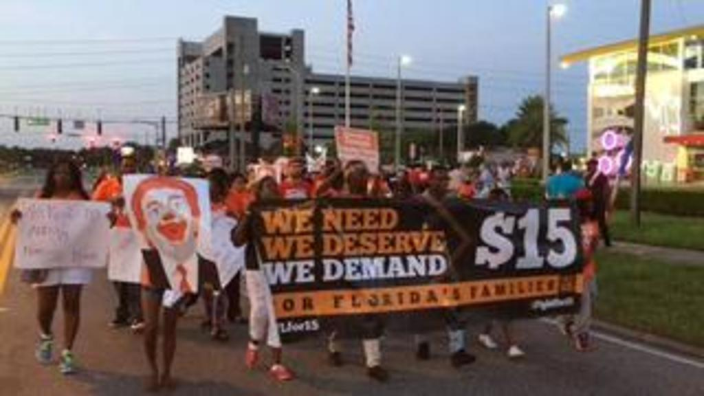 Target 39 s pay bump could boost other retail wages orlando for Ikea jobs orlando fl