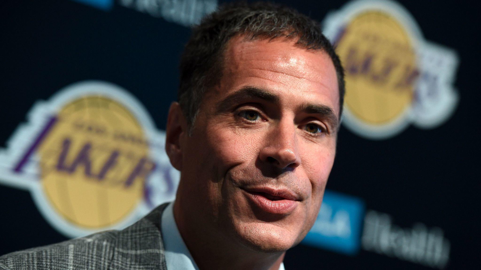 Lakers Rob Pelinka Softens Language On 2018 Free Agency
