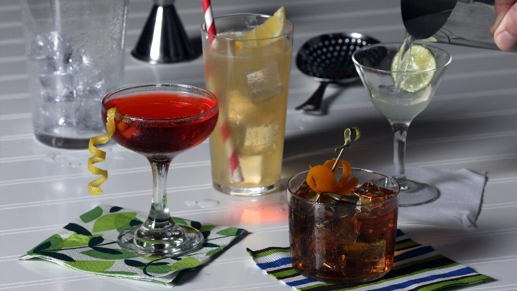 Learn these 4 cocktail categories, and you can mix up practically anything