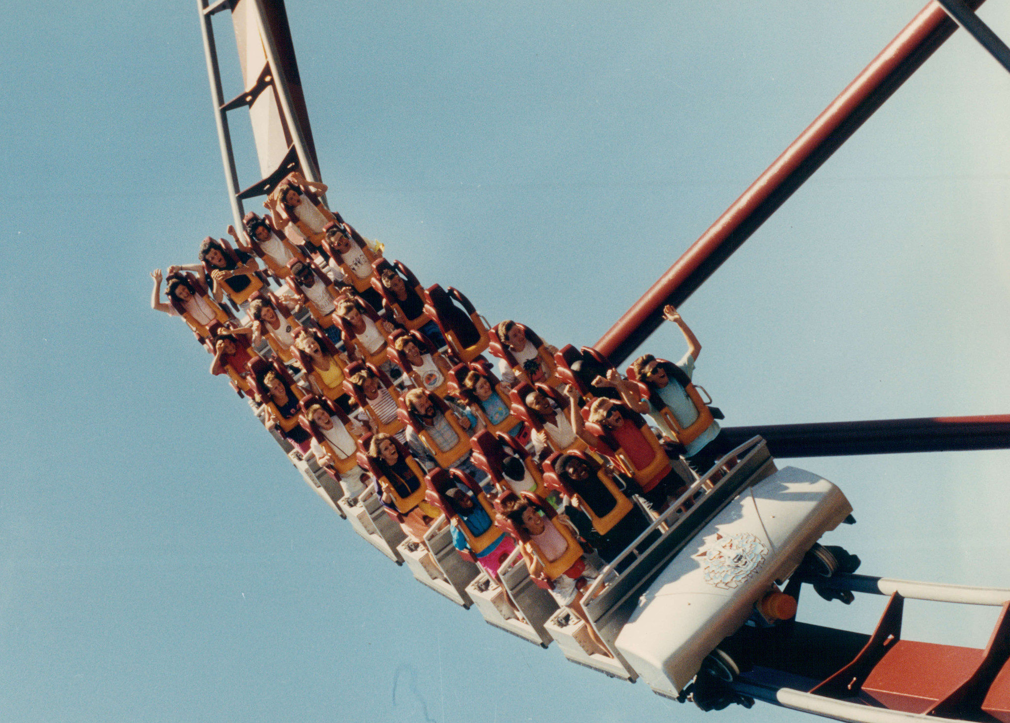 Six Flags Great America S Lost Attractions Chicago Tribune