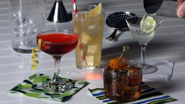 The Basic 4 Cocktail Categories