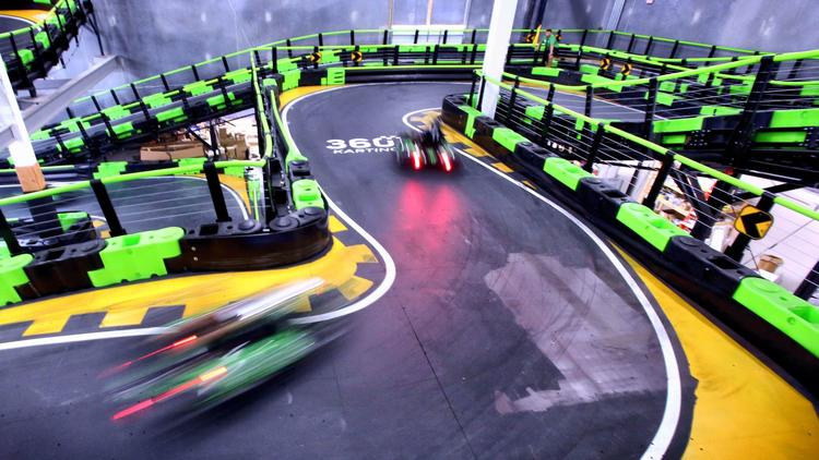 Pictures: Sneak peek at Orlando's new Andretti indoor kart track
