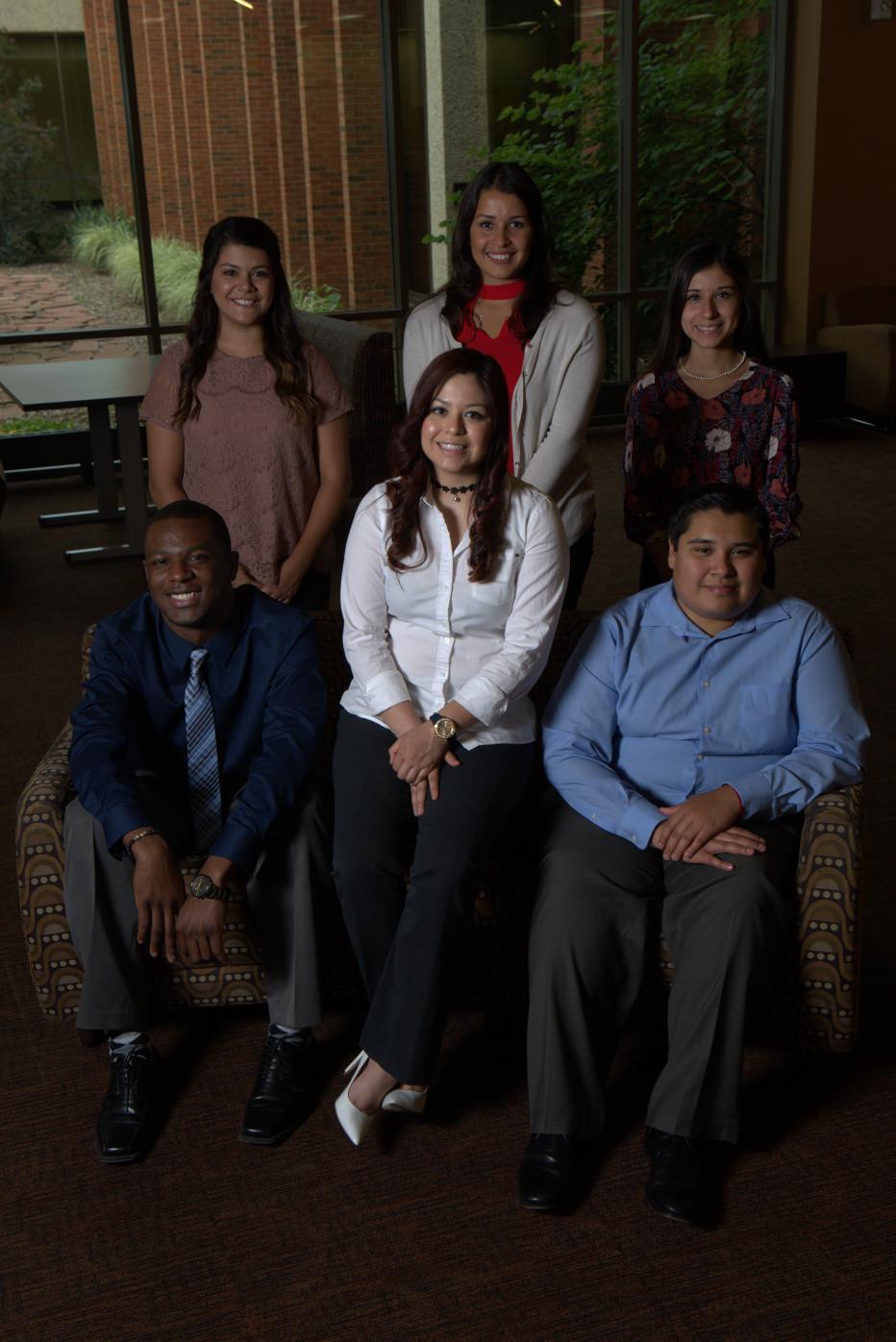 Eight ECC graduates receive full scholarships through NIU-CME Group Foundation program