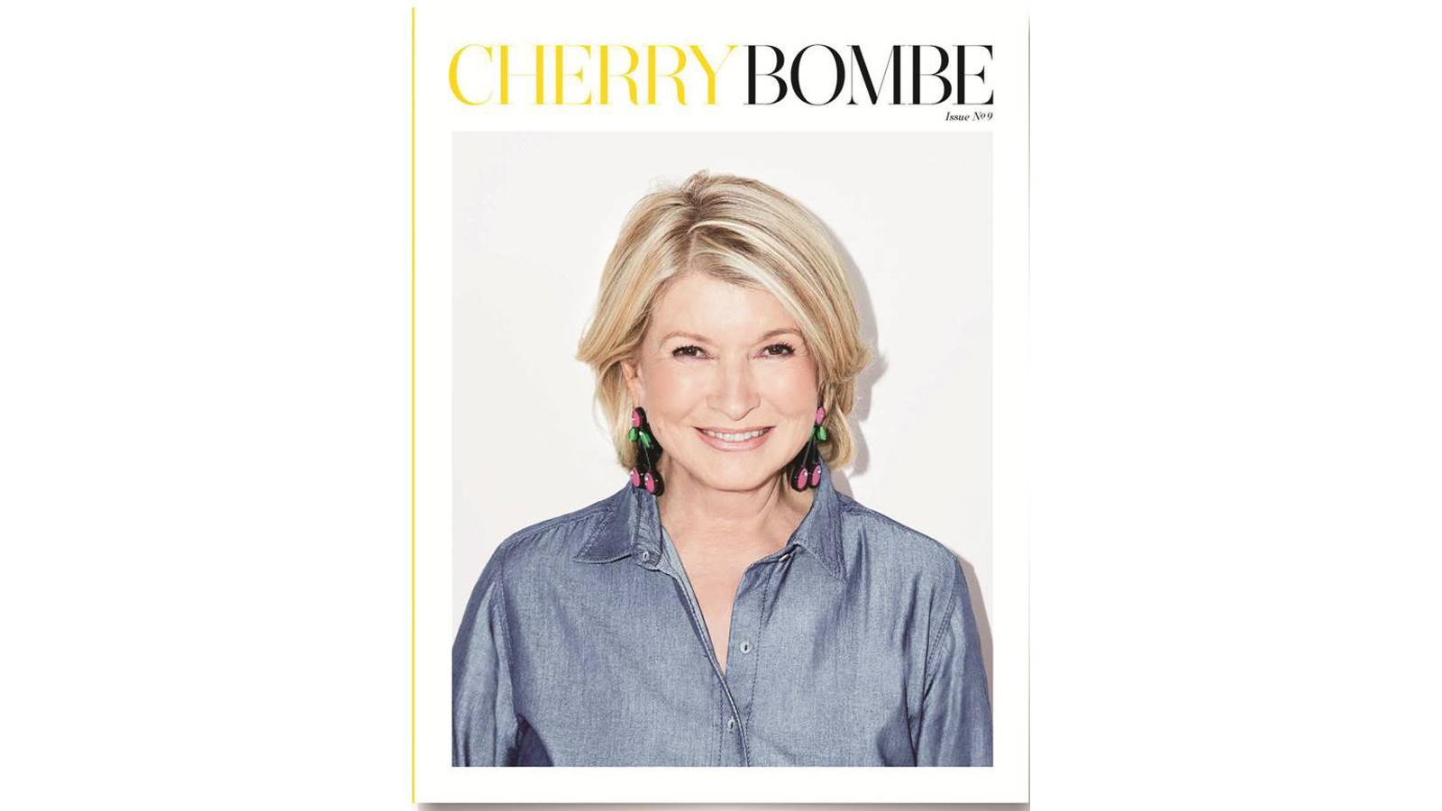 The Cherry Bombe magazine celebrates women in food.