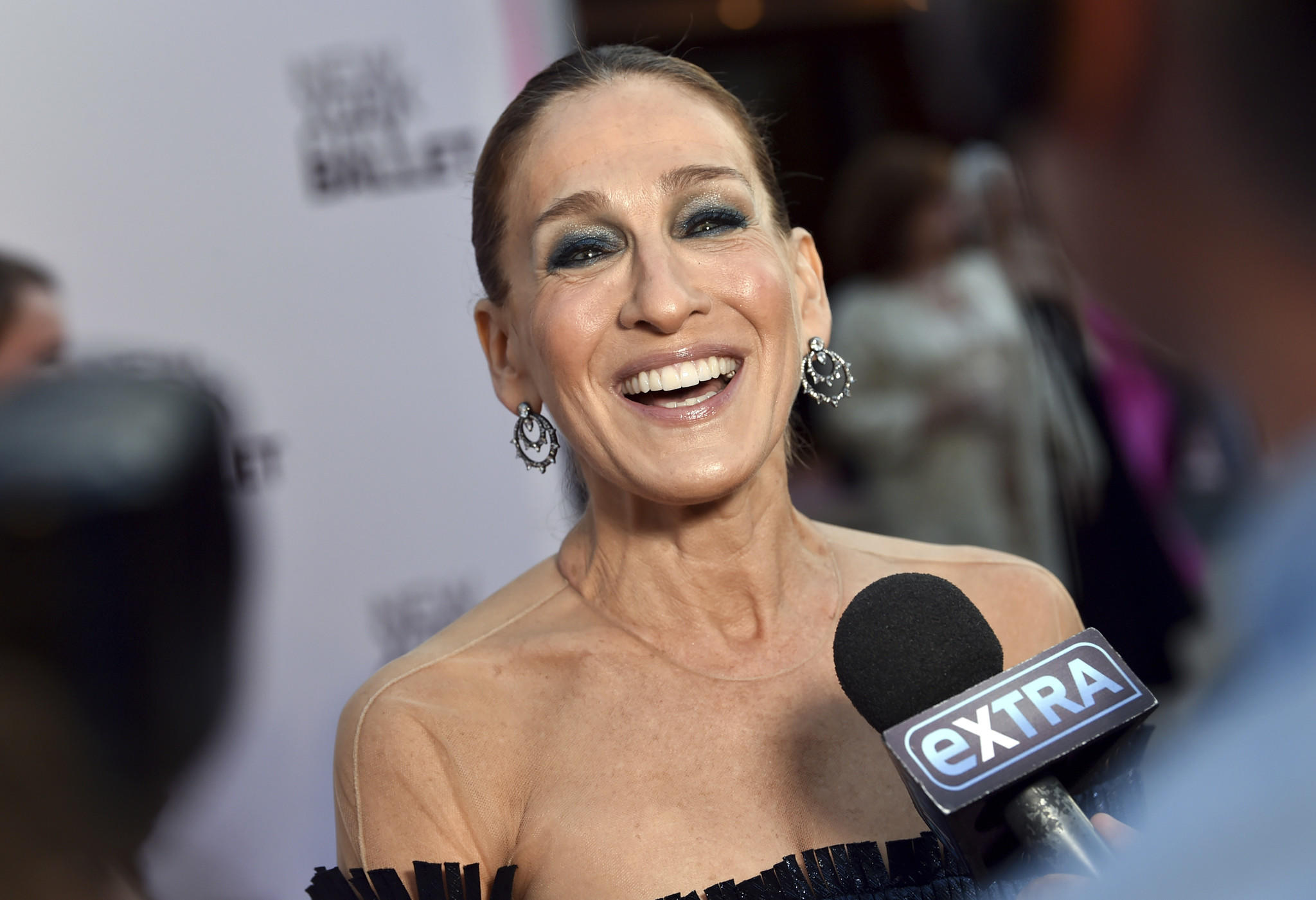 "Sarah Jessica Parker says there won't be another ""Sex and the City"" film. (Evan Agostini / Invision/Associated Press)"