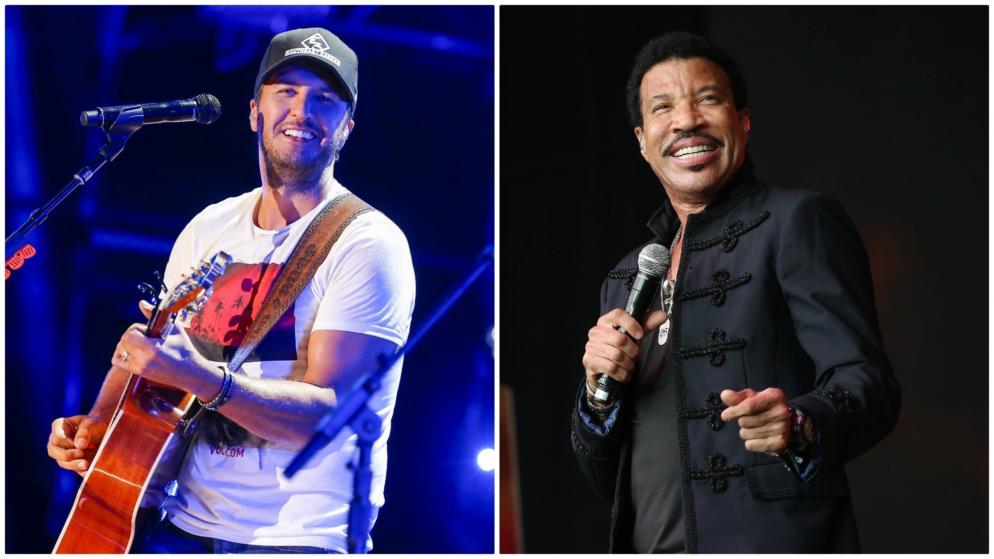 "Luke Bryan, left, and Lionel Richie will join the ""American Idol"" judges panel. (Al Wagner, left, and Joel Ryan / Invision/Associated Press)"