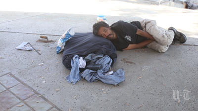 Want to help the homeless? You can donate here.