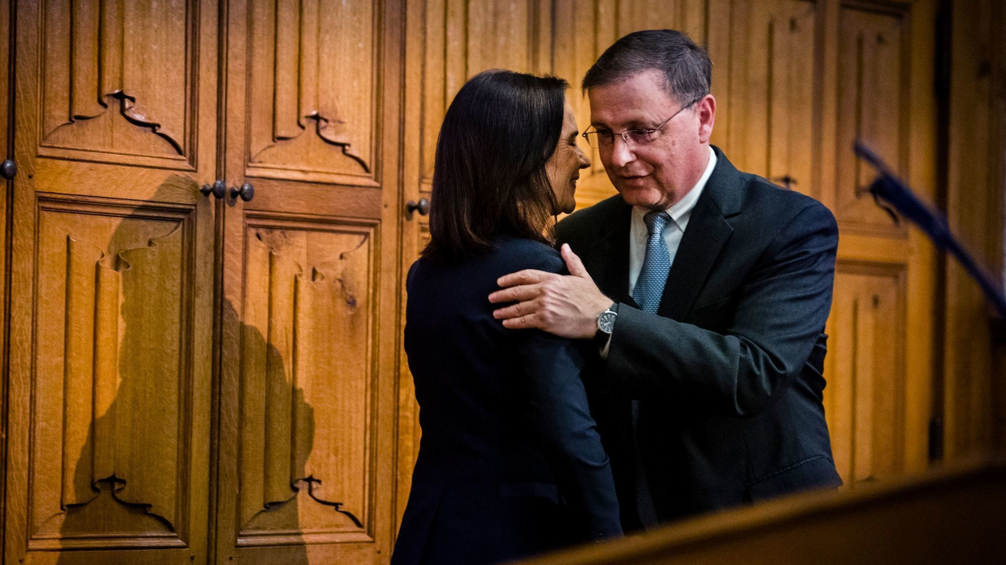 Acting Head Of DEA Rosenberg Spends Last Day At Yale - CT Now