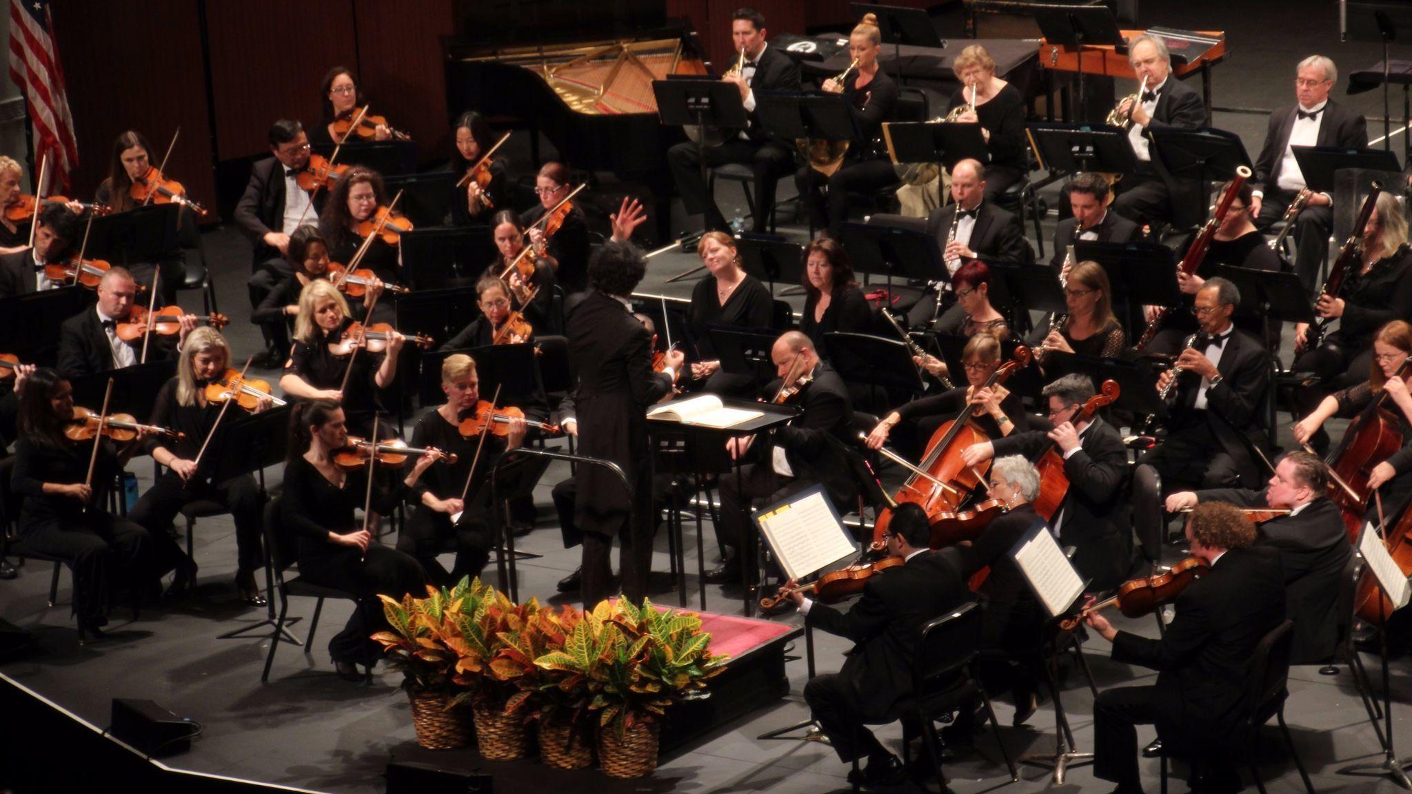 garden theatre orlando philharmonic lift spirits in season