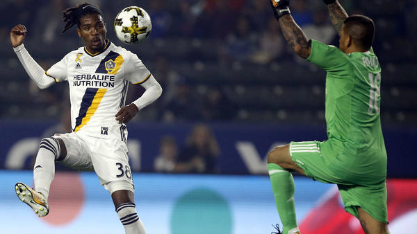 Galaxy let win slip away at end, fall into last