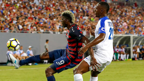 Galaxy's Gyasi Zardes unlikely to answer call for World Cup qualifiers