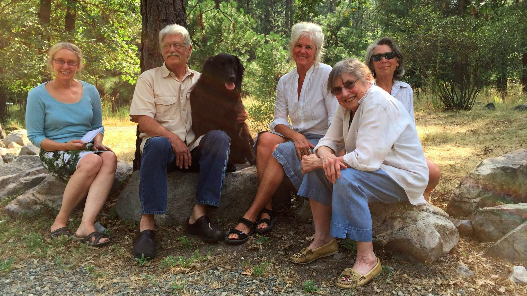 A group of Plumas County residents calling themselves the Genesee Friends has led the fight against a heliport built on private property owned by a vineyard owner.