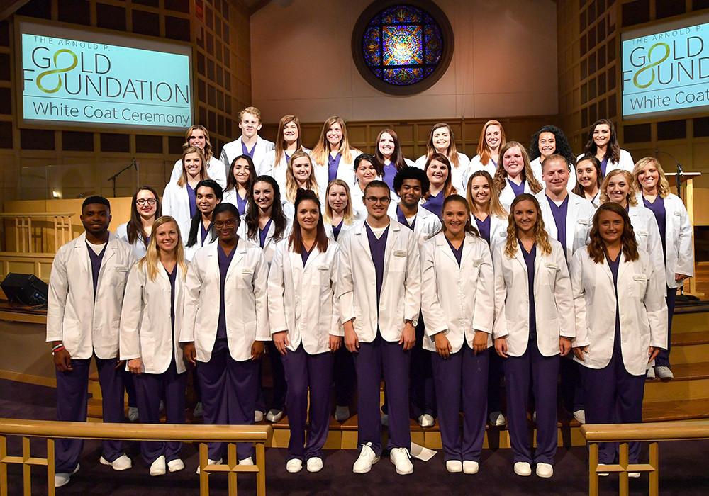 Level One nursing students make history at Olivet Nazarene ...