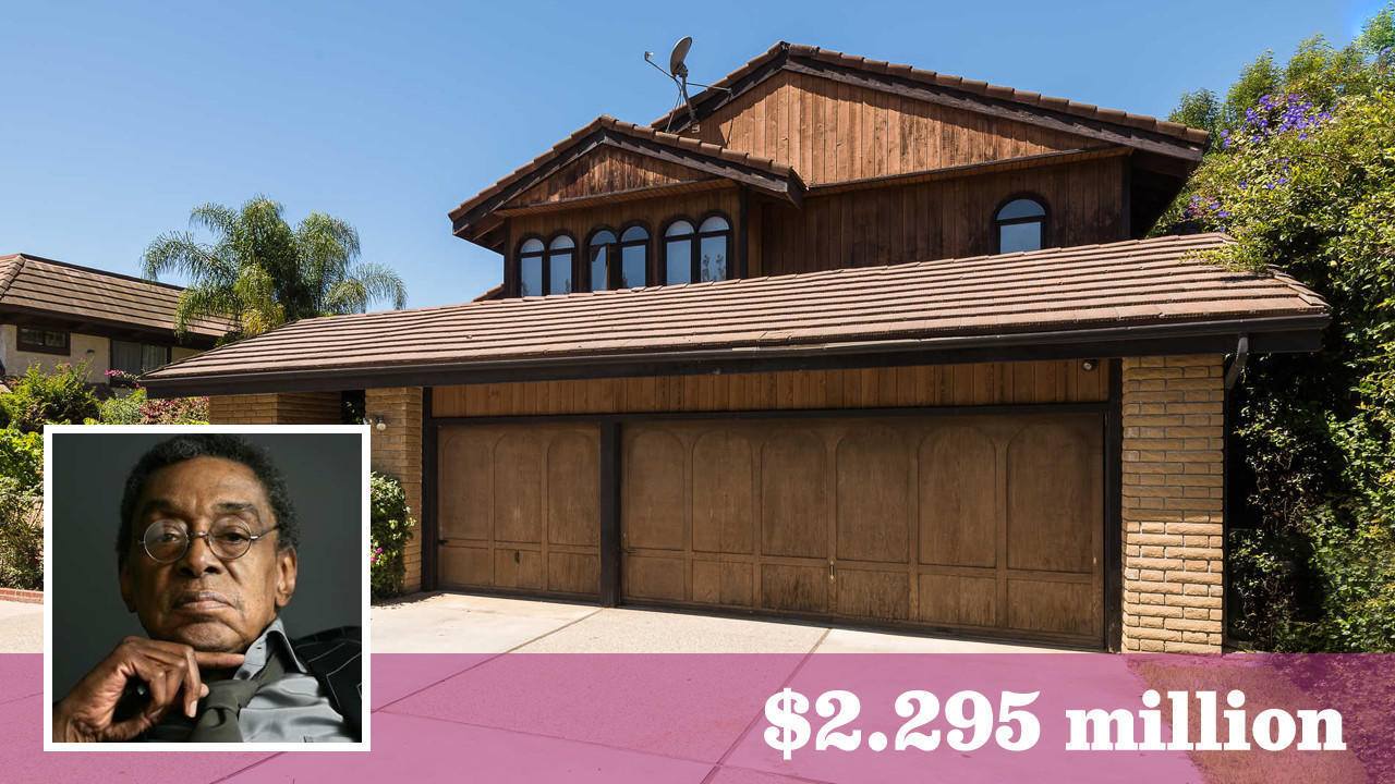 Former home of 39 soul train 39 creator don cornelius lists for How to get started building a home
