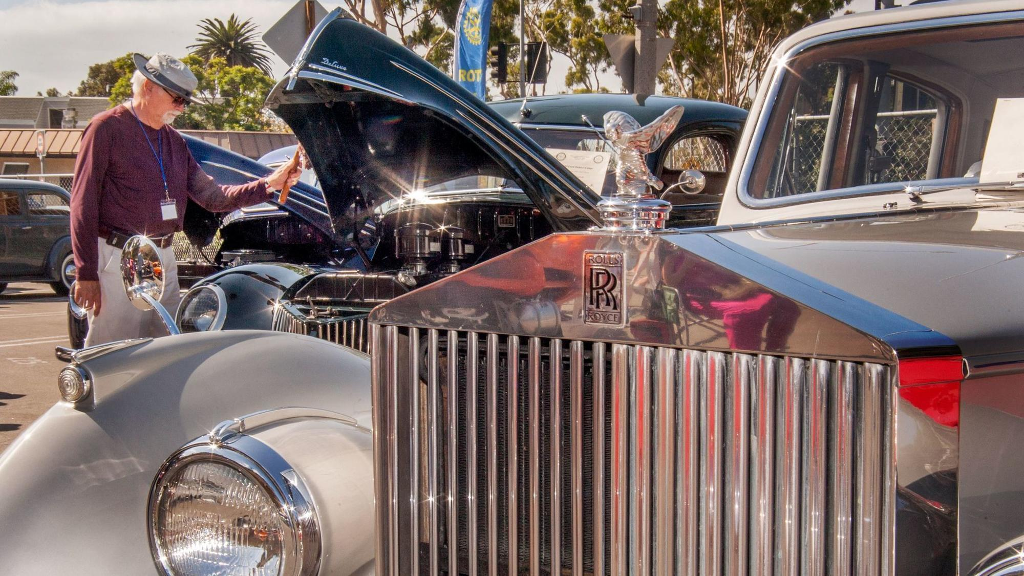 Laguna Classic Car Show Sets Record For Number Of Cars Entered