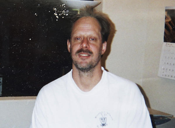 Hotel receipt suggests Las Vegas gunman might not have been alone