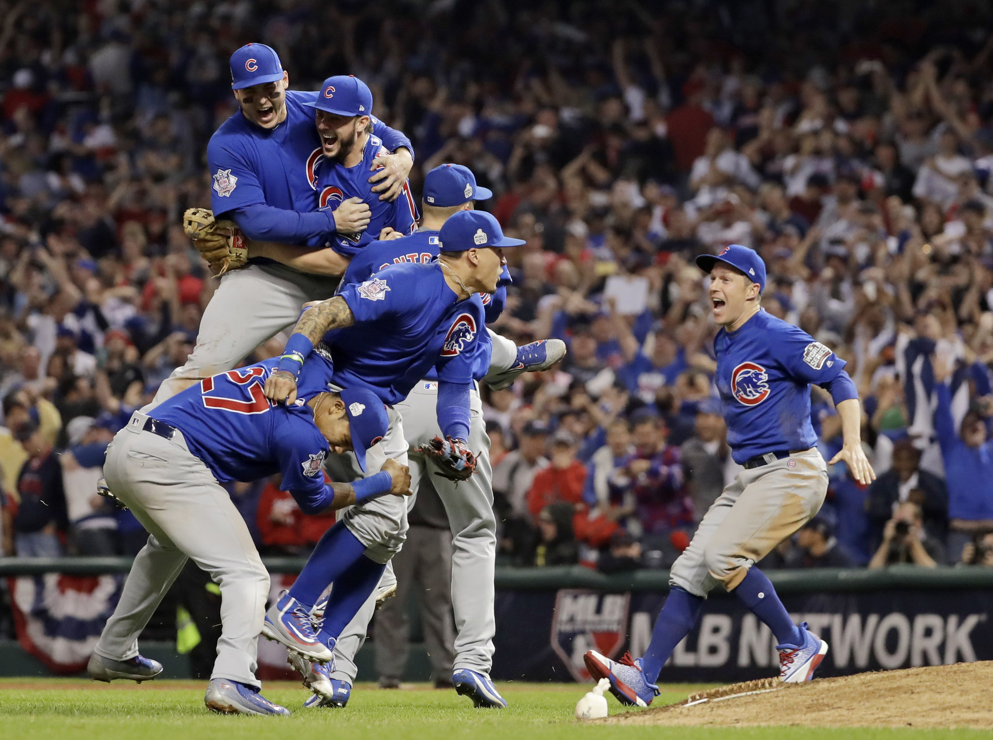 Dream on looking at potential world series matchups for the cubs chicago tribune