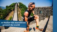 10 bucket-list marathons around the world