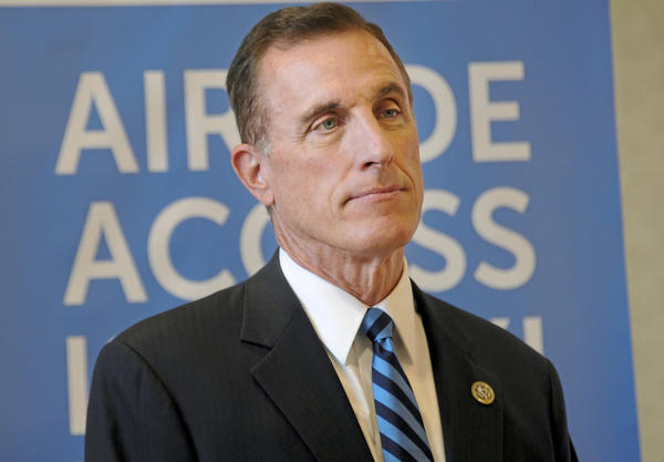 Rep. Tim Murphy is seen in August 2017. (Nate Guidry / Tribune News Service)