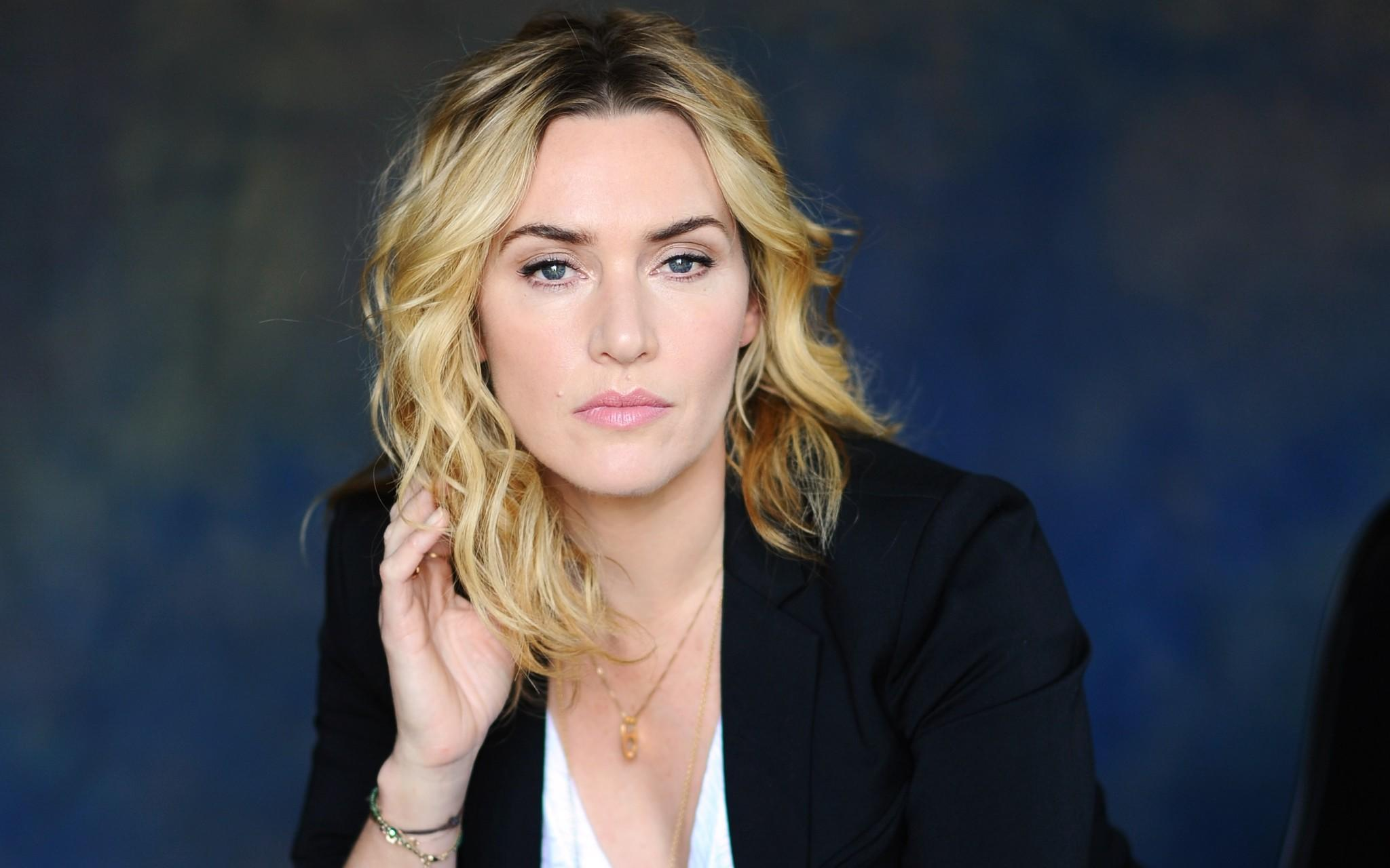 Kate Winslet and James...