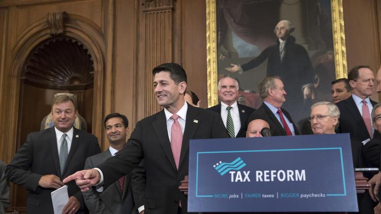 House Speaker Paul D. Ryan on Capitol Hill last month. (J. Scott Applewhite / Associated Press) None