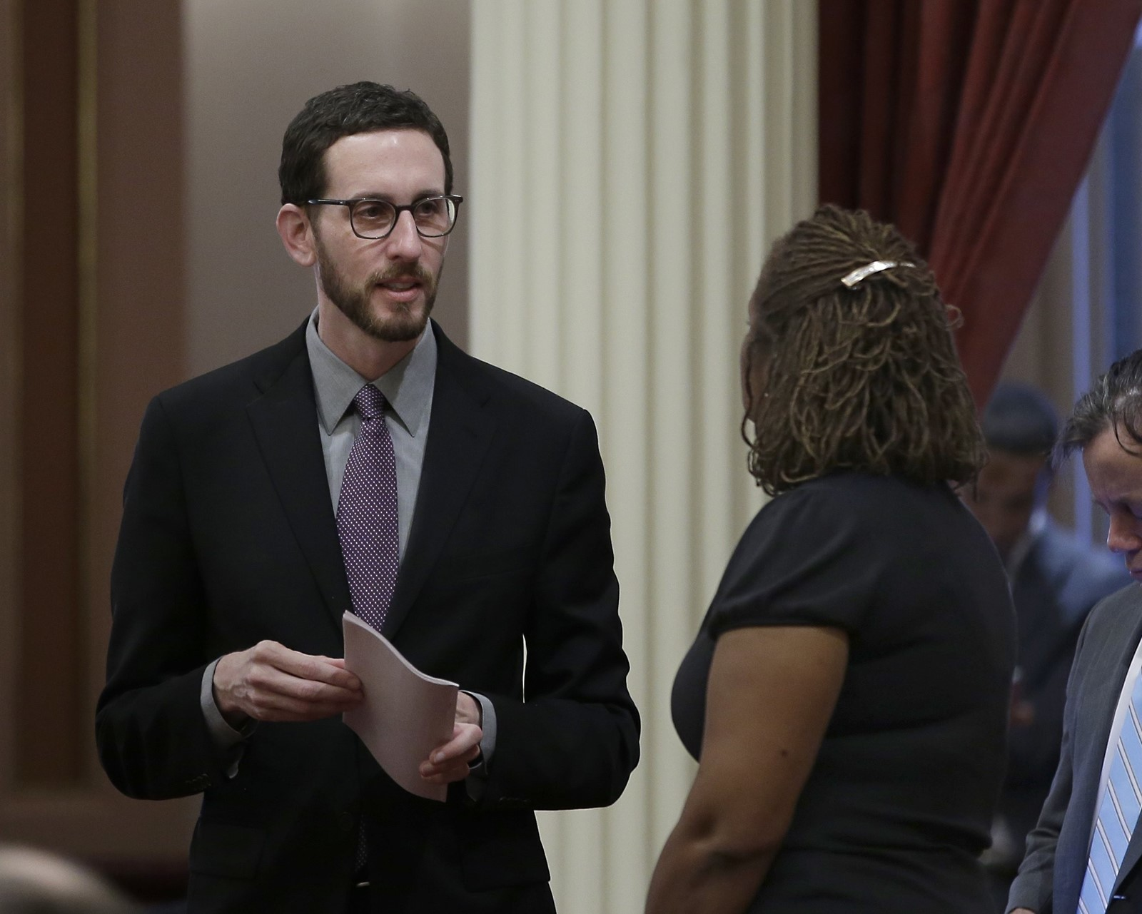 Governor signs bill modernizing California's HIV laws