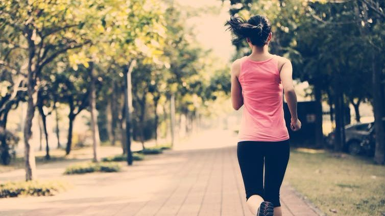 Some risk factors, like exercise, can be modified.
