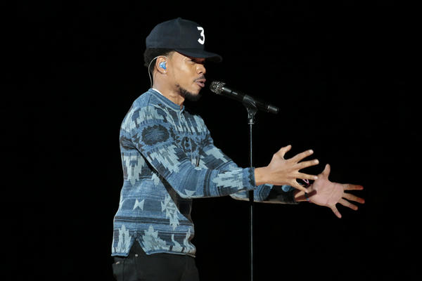 Chance the Rapper. (Robert Gauthier / Los Angeles Times)