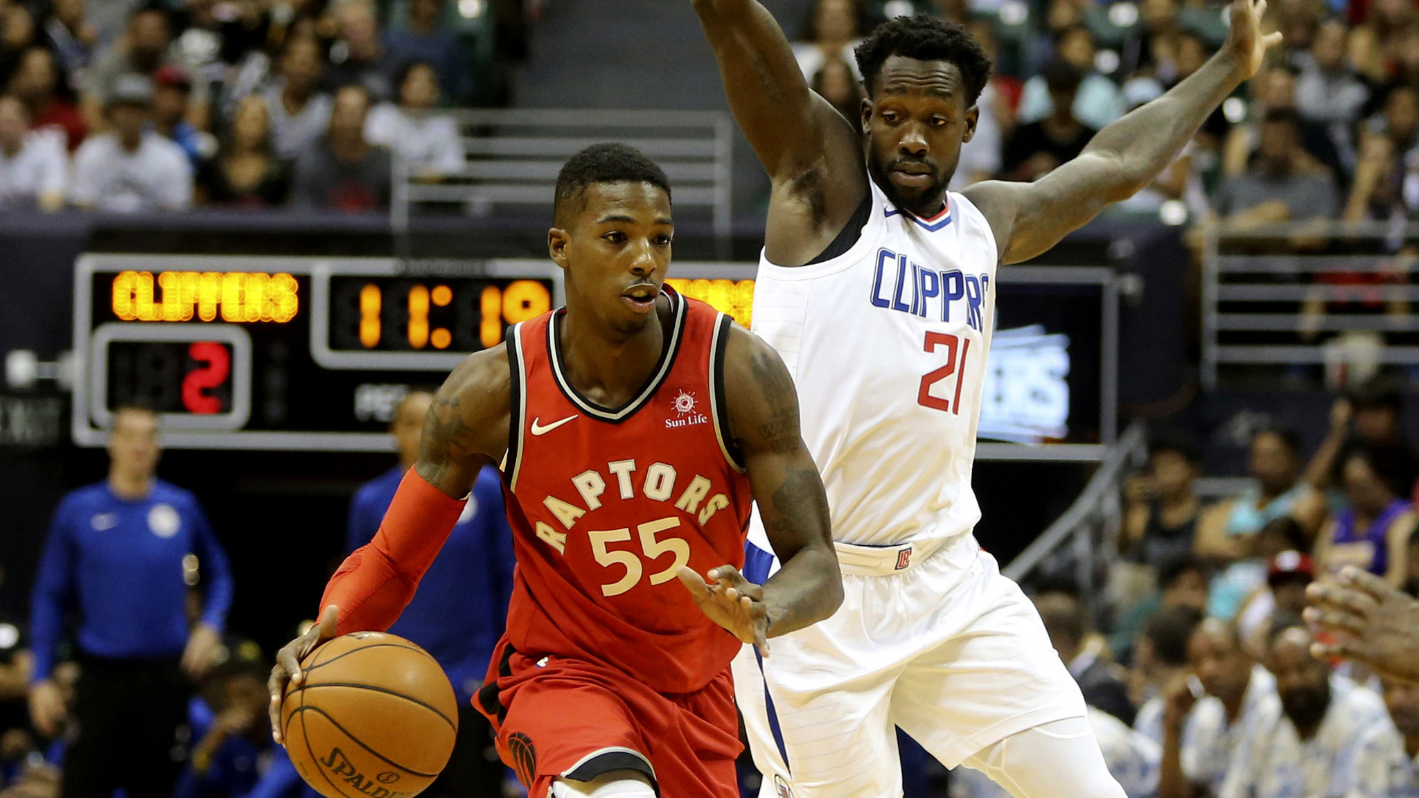 La-sp-clippers-beverley-20171005