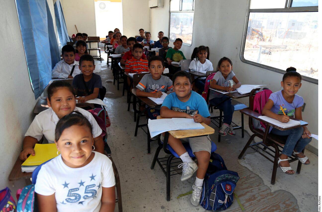 Va a clases 58% de alumnos tras sismo - Hoy