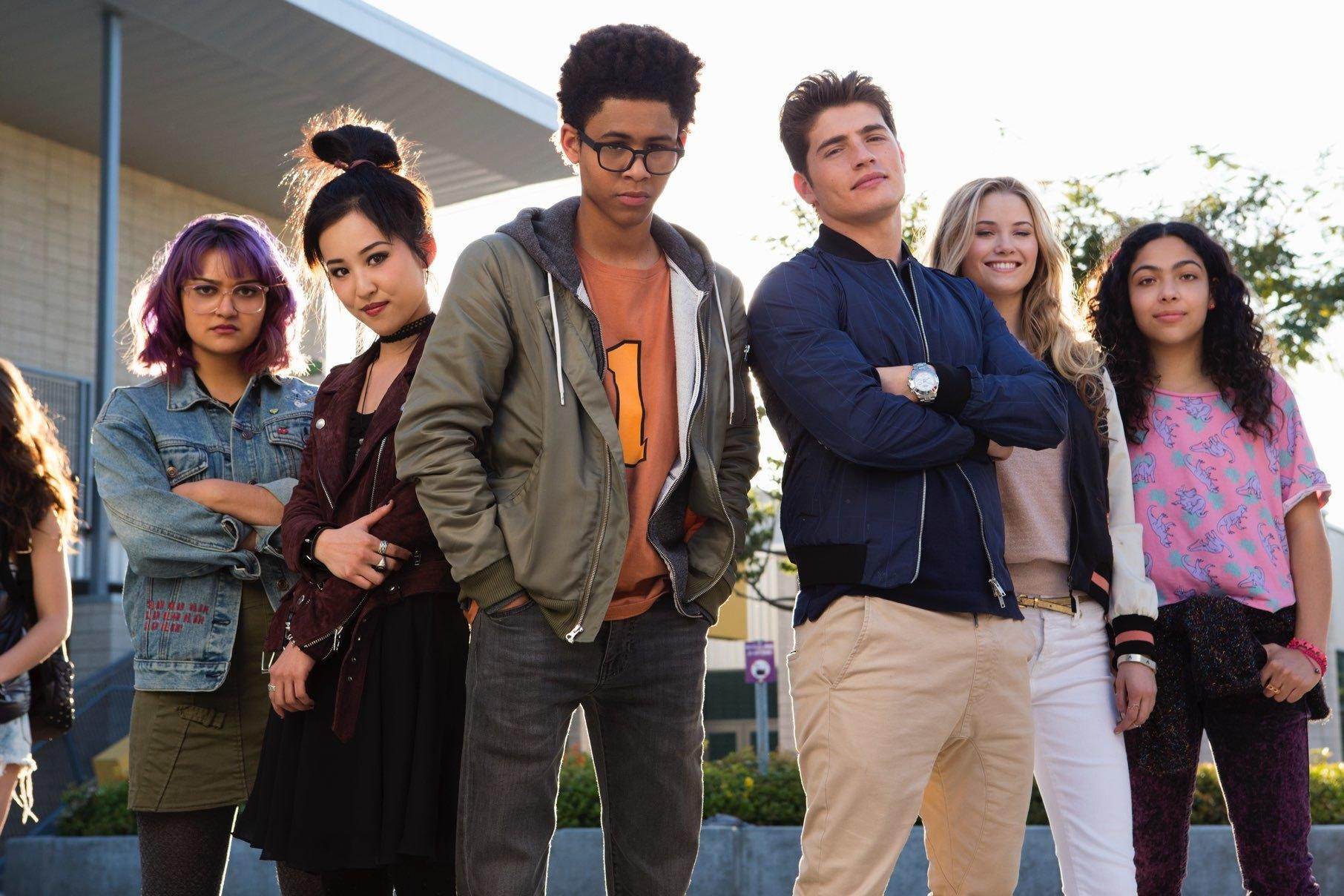 The first trailer for 'Marvel's Runaways' is here