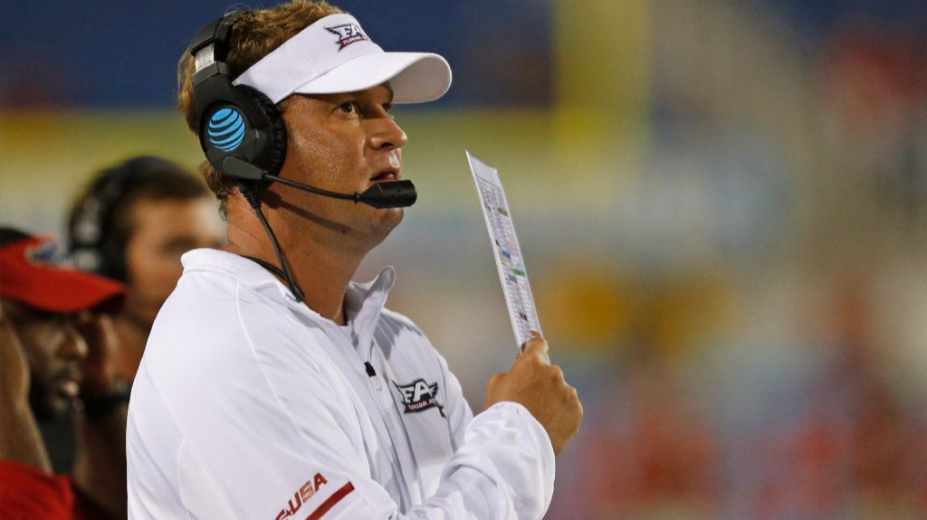 lane kiffin wants to take florida atlantic where it s never been