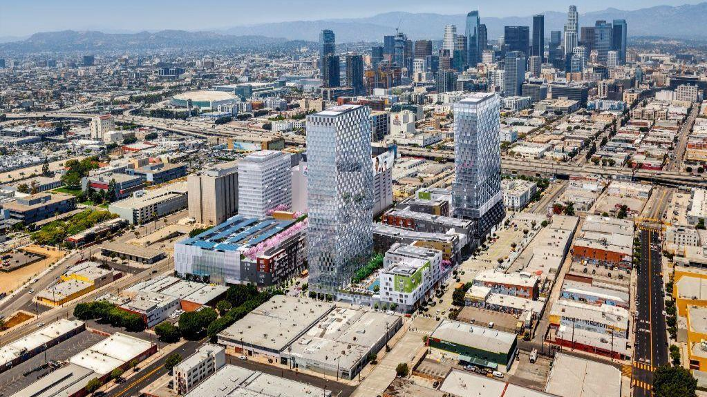 Lofts In Arts District Los Angeles
