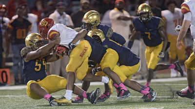 Nik Bonitto sparks St. Thomas Aquinas in bounce-back effort over Deerfield Beach