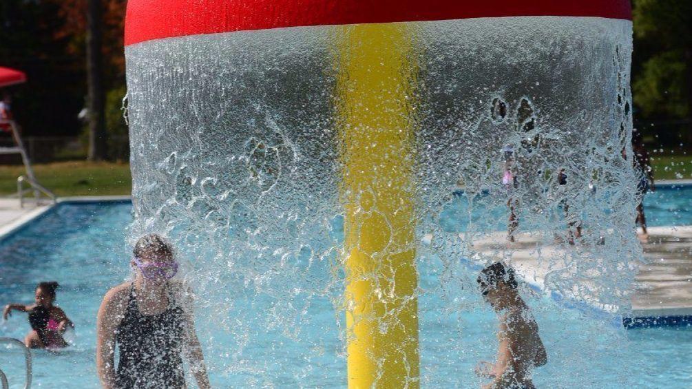 Allentown 39 s cedar beach pool opens with summer temps but - Cedar beach swimming pool allentown pa ...