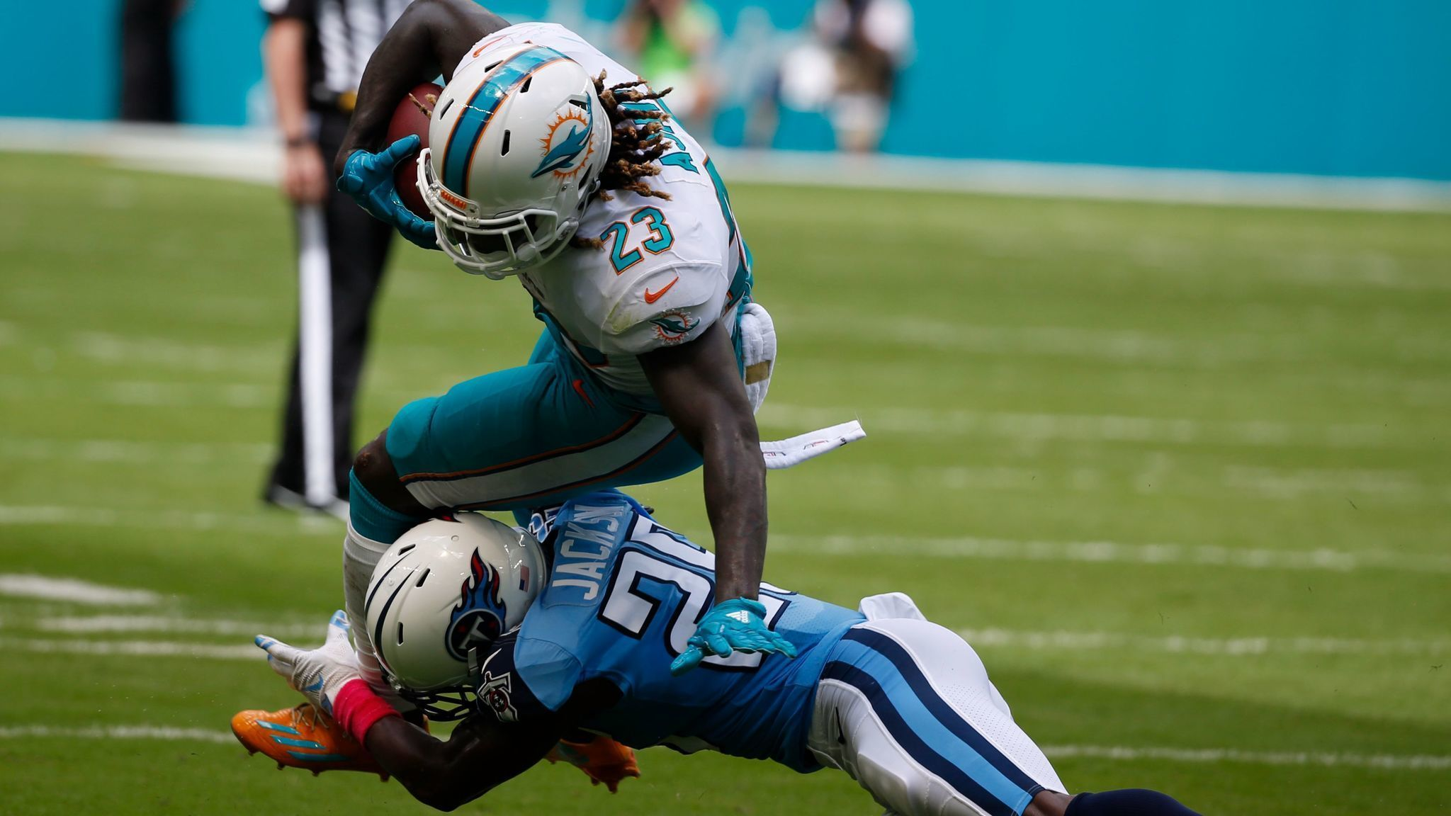 Hyde: Ten thoughts on Dolphins\' 16-10 win over Titans - Sun Sentinel