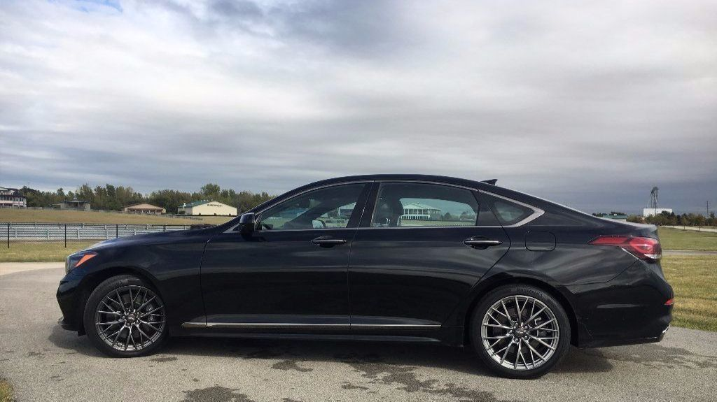 2018 Genesis G80 Sport is much more than a Hyundai ...