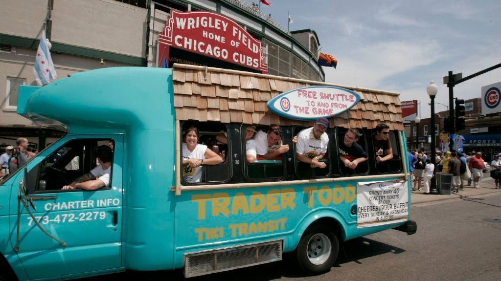 Trader Todd\'s raffling off tickets to Cubs playoff game - Chicago ...